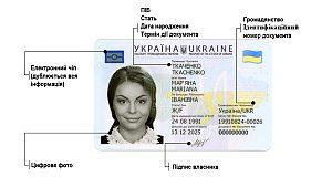 Зміни допорядку оформлення паспорту громадянина України уформі ідентифікаційної картки