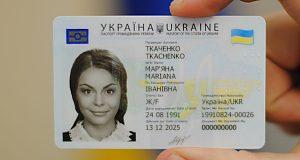 Оформлення нового паспорта громадянина України увигляді ID-картки розпочнеться 11 січня
